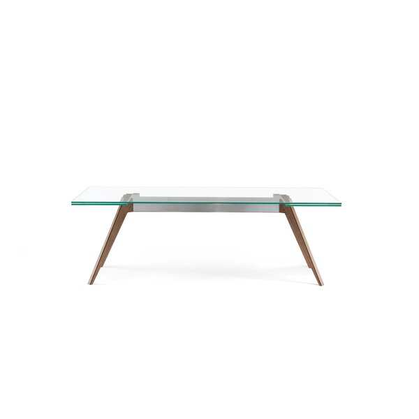 Delta Extendable Dining Table by Pianca USA Pianca USA