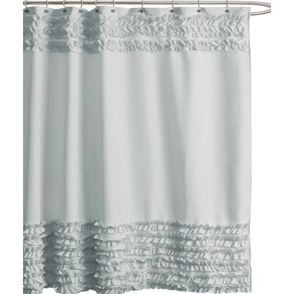 Theriault Shower Curtain by One Allium Way