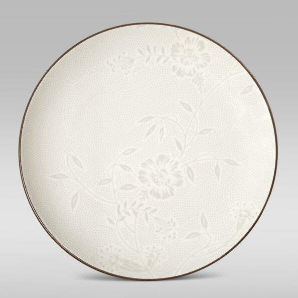 Colorwave Bloom Round Platter by Noritake