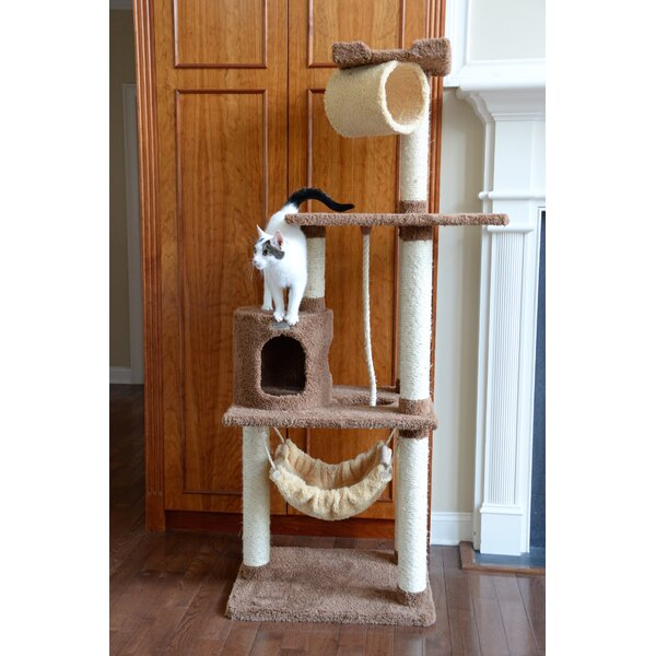 70 Premium Ultra-Soft Cat Tree by Armarkat