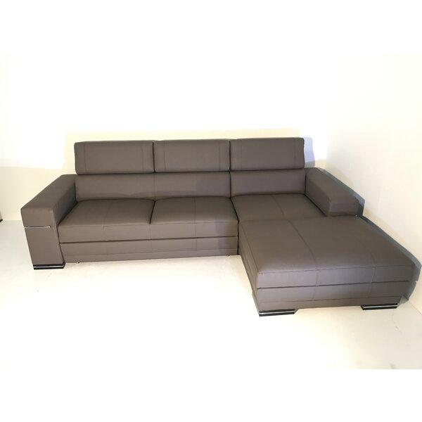 Hackman Right Hand Facing Sleeper Sectional By Orren Ellis