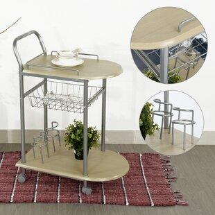 Breeding Bar Cart by Ebern Designs