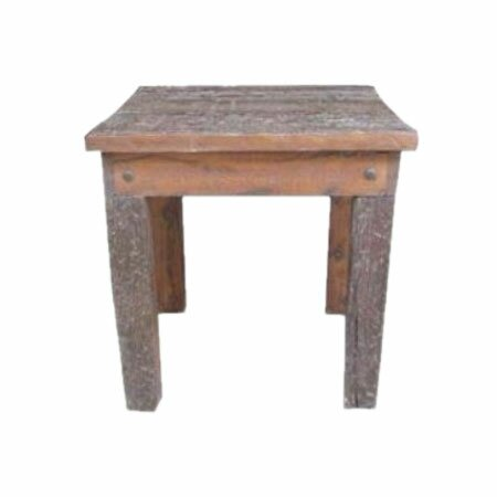 Asher End Table by Millwood Pines