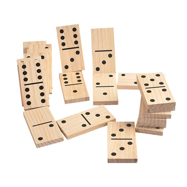 Giant Games Dominoes by Professor Puzzle USA, Inc.