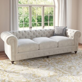 Panos Chesterfield Sofa by One Allium Way