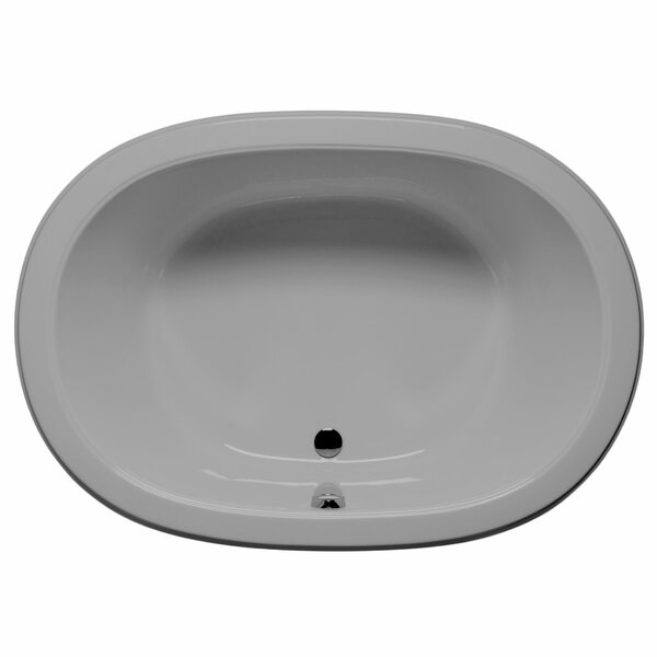 Waikiki 60 x 42 Air Jet Bathtub by Malibu Home Inc.