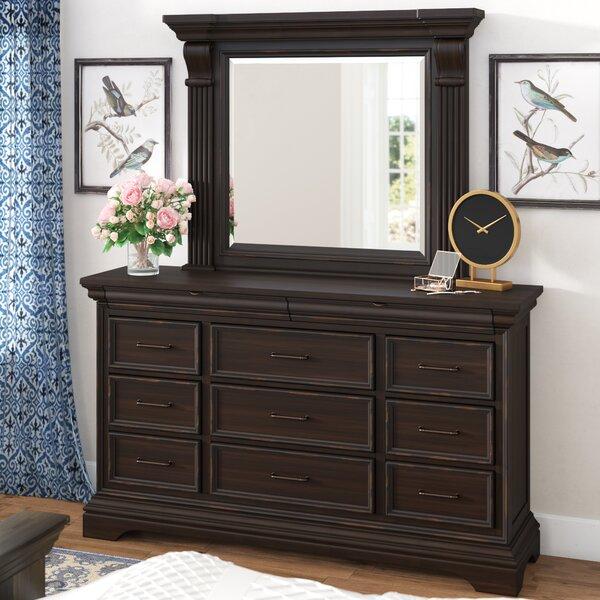 Glencoe 9 Drawer Dresser by Darby Home Co