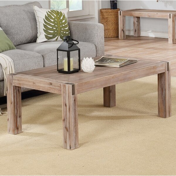 Henry Coffee Table by Gracie Oaks