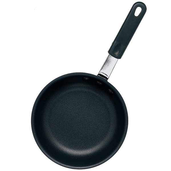 Aluminum Non-Stick Frying Pan with Anodized Exterior by Crestware