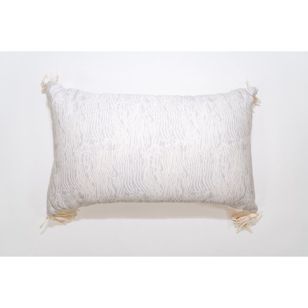 Grain Outdoor Lumbar Pillow by Jiti