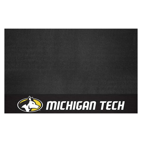 Michigan Tech University Grill Mat by FANMATS