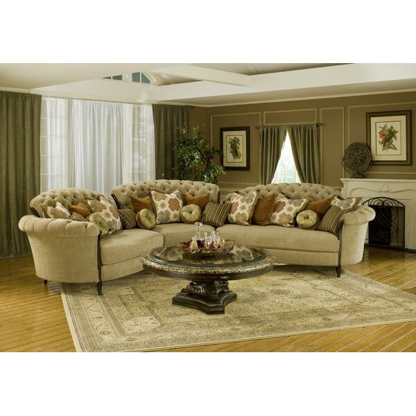 Elena Sectional by Benetti's Italia