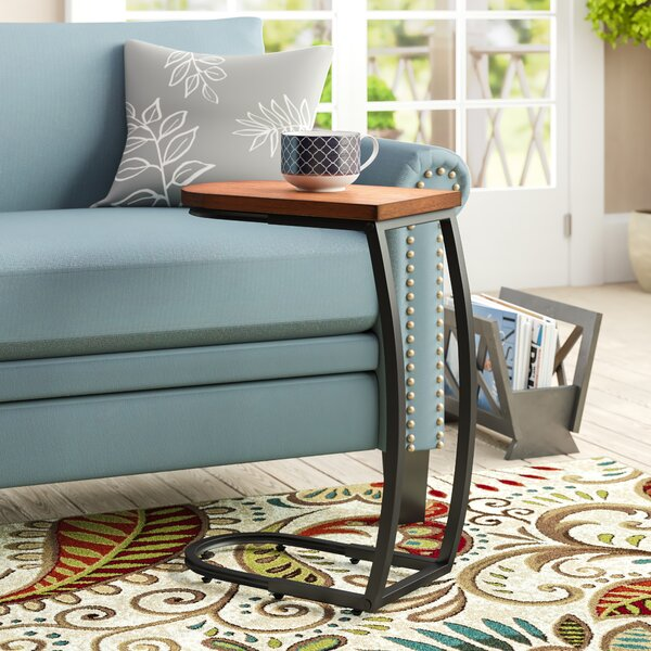Doughty End Table by Charlton Home