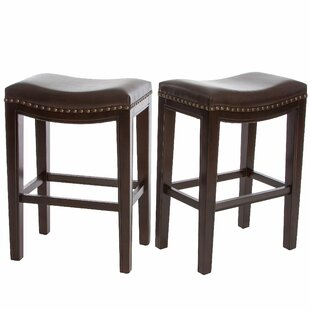 Comparison Garry 26 Bar Stool (Set of 2) by Darby Home Co