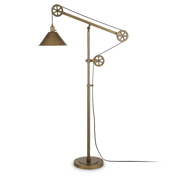 Douthit 70 LED Floor Lamp by Williston Forge
