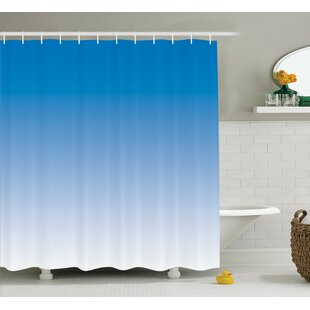 Find a Fred Skyscape for Blue Lovers Print Shower Curtain ByHarriet Bee