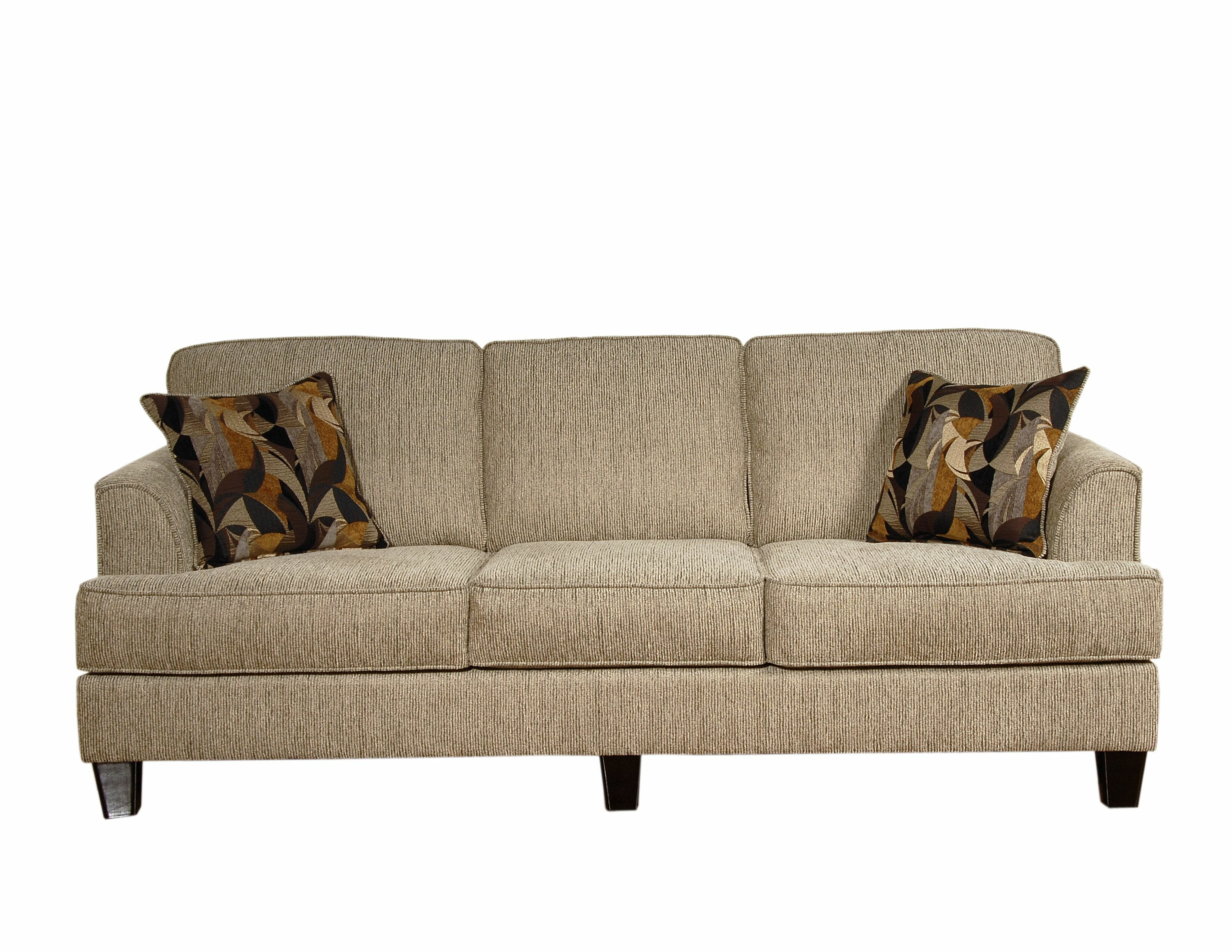 Three Posts Whitaker Serta Upholstery Davey Sofa Reviews Wayfair