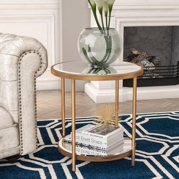 Bourassa End Table By Willa Arlo Interiors #2