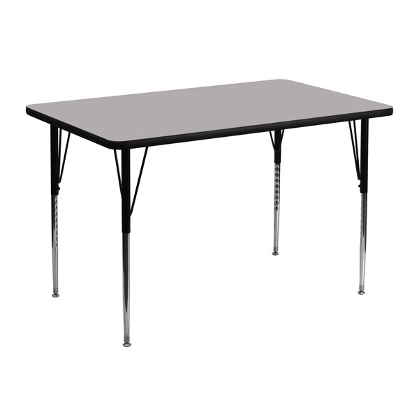 48 x 30 Rectangular Activity Table by Flash Furniture