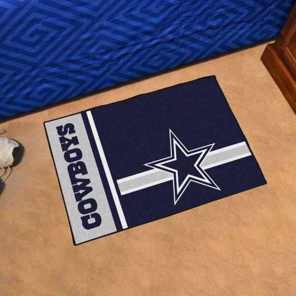 NFL - Dallas Cowboys Starter Doormat by FANMATS