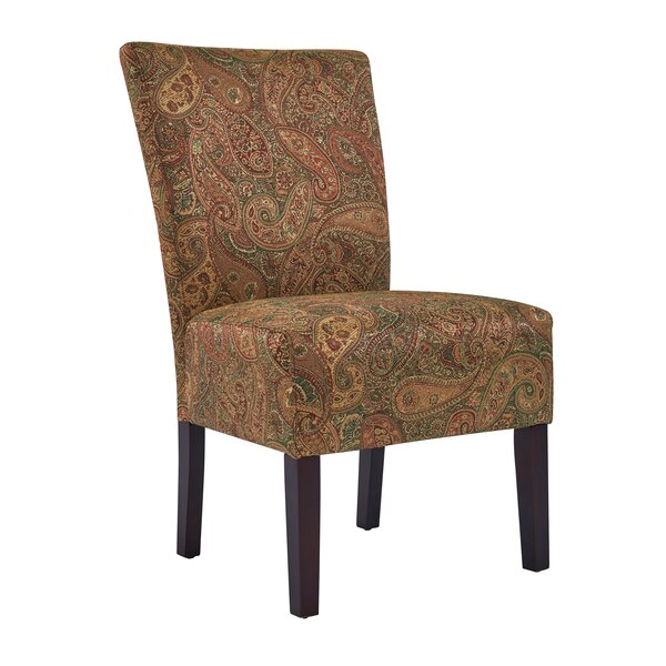 Shearer Paisley Side Chair (Set of 2) by Canora Grey Canora Grey