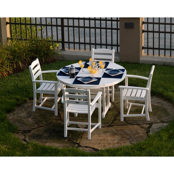 La Casa Café Patio Dining Chair by POLYWOOD®