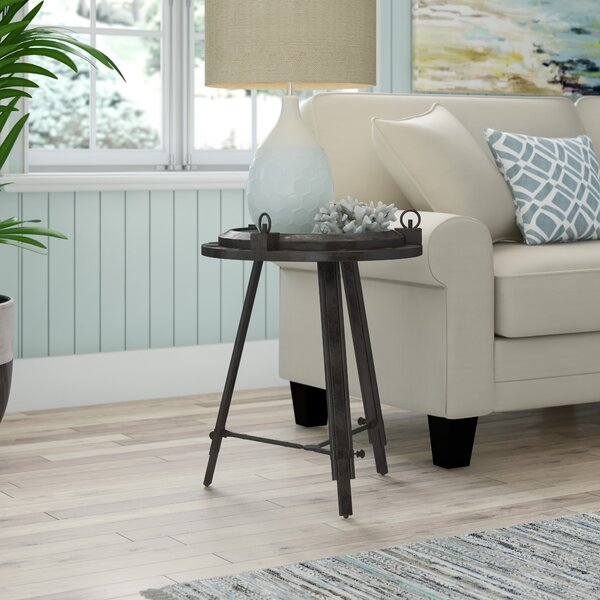Mulberry End Table by Breakwater Bay