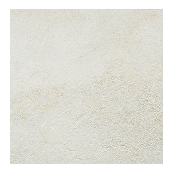 Element 24 x 24 Porcelain Field Tile in Bone White by Casa Classica