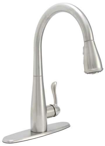 Sanibel Single Handle Kitchen Faucet by Premier Faucet