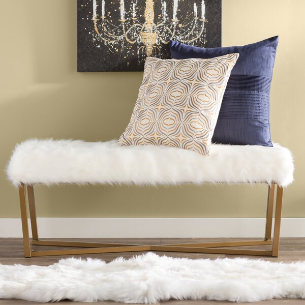 Farley Fabric Bench by Willa Arlo Interiors
