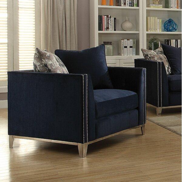 Stokes Armchair by Everly Quinn