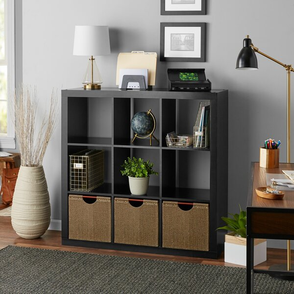 Alexz Storage Cube Bookcase By Latitude Run