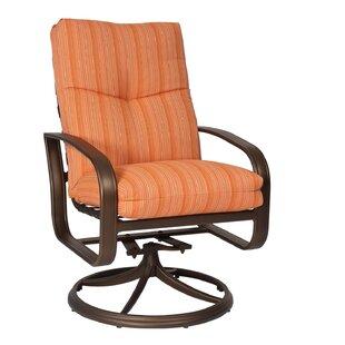 Cayman Isle Patio Chair with Cushion by Woodard