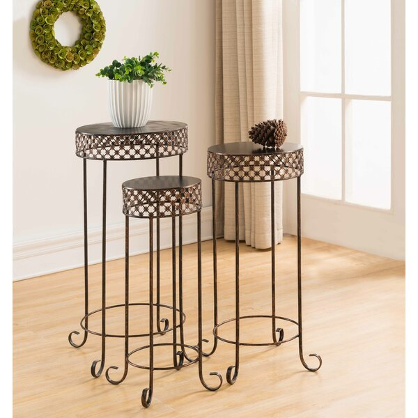 3 Piece Nesting Tables by InRoom Designs