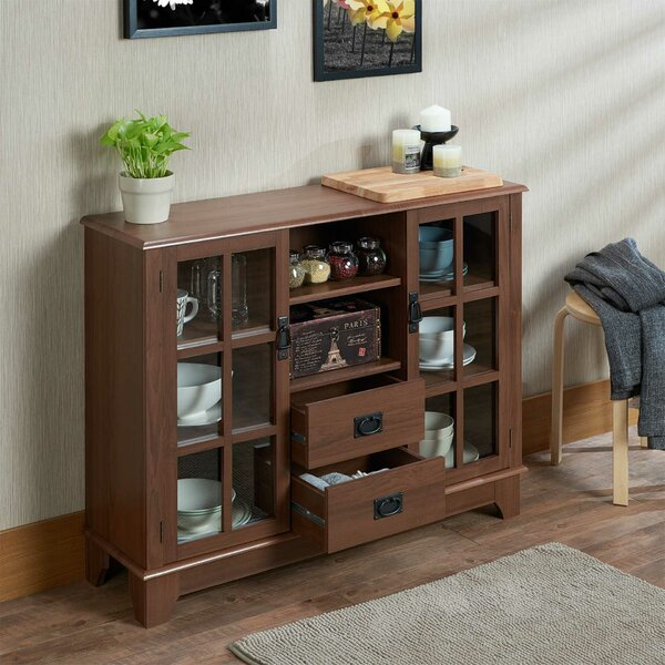 Willson 2 Door Accent Cabinet by Charlton Home Charlton Home