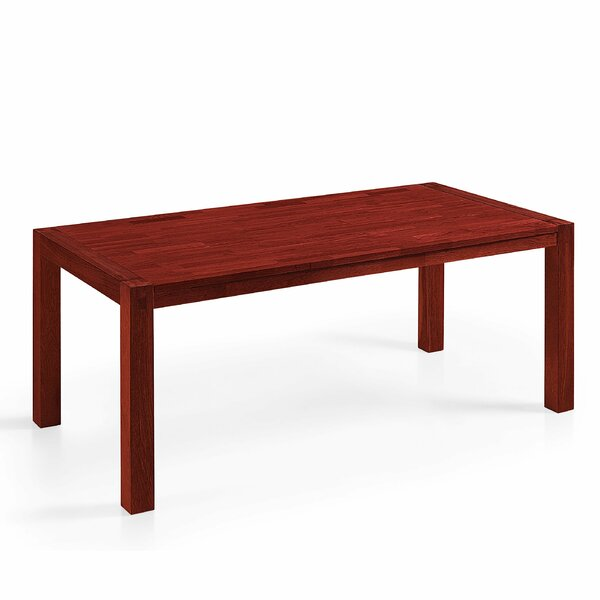 Solid Wood Dining Table by Brayden Studio