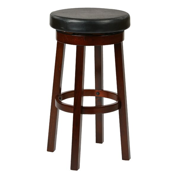 Raf 30 Swivel Bar Stool by Red Barrel Studio