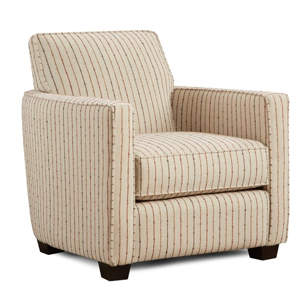 Gurdon Swivel Armchair by Darby Home Co