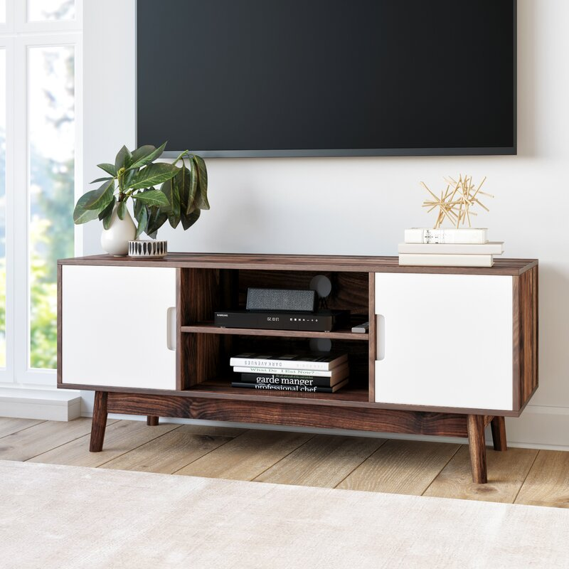 low priced 84a0b afb97 Gallaway TV Stand for TVs up to 40