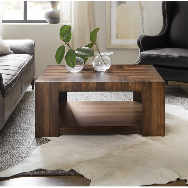 Occasional Rectangle Coffee Table with Tray Top by Hooker Furniture Hooker Furniture