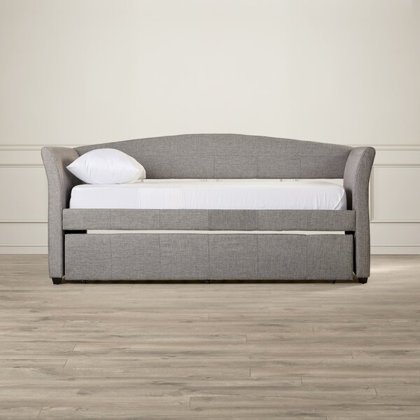 Looking for Oakhur Twin Daybed with Trundle by Alcott Hill