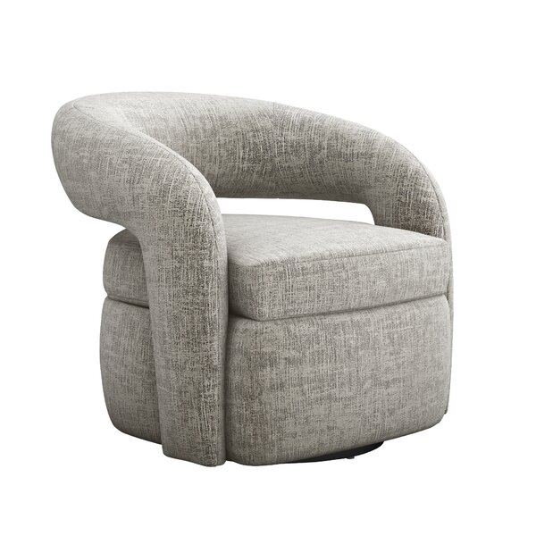 Targa Swivel Lounge Chair By Interlude
