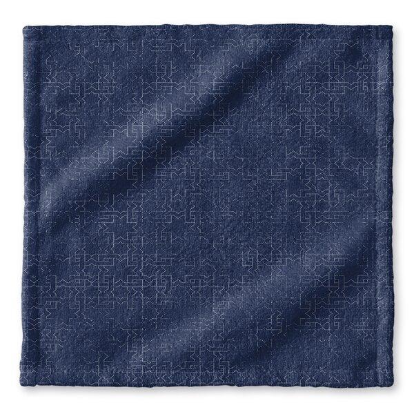 Grid Lock Wash Cloth by KAVKA DESIGNS
