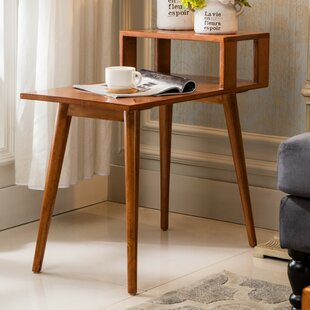 Bargain Stevany End Table By Porthos Home