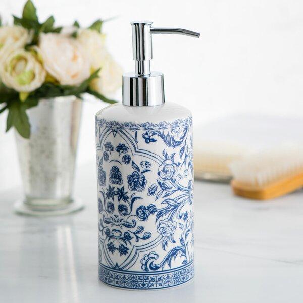 Porcelain Lotion Dispenser by Birch Lane™