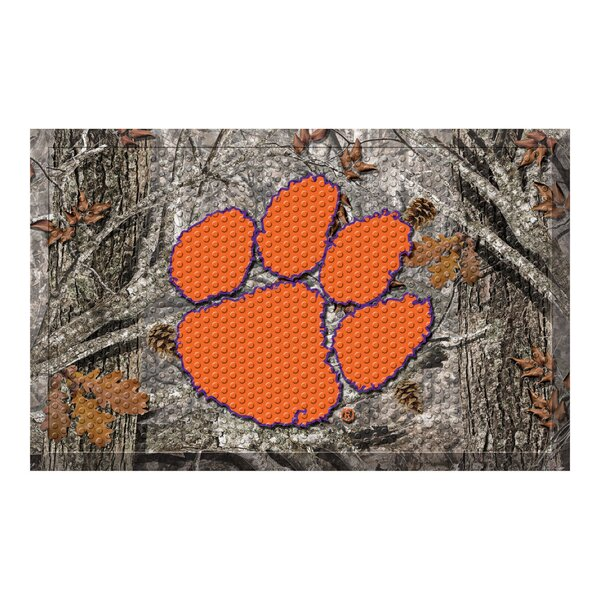 Clemson University Doormat by FANMATS