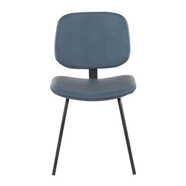 Bonnette Upholstered Dining Chair (Set of 2) by George Oliver