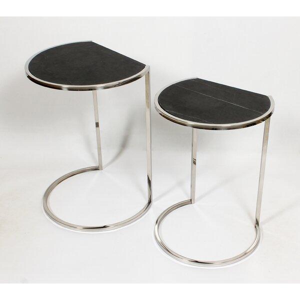 Buy Cheap Iona C Table Nesting Table Set