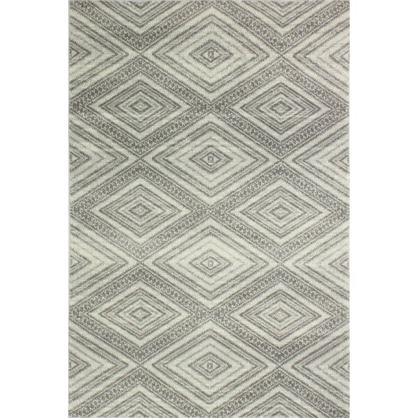 Arlingham Silver Area Rug by Bungalow Rose