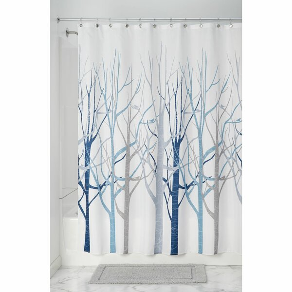 Forest Shower Curtain by InterDesign